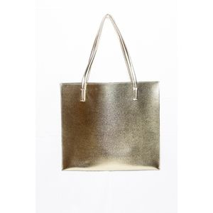 Forever 21 Gold-Metallic Purse